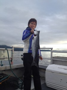 pender harbour chinook
